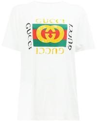 Gucci Print T Shirt