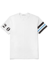 Givenchy Printed Cotton Jersey T Shirt