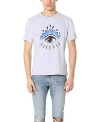 Printed eye tee medium 1126692