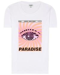 Kenzo Printed T Shirt