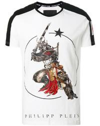 Philipp Plein Printed T Shirt