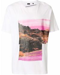 Diesel Printed T Shirt