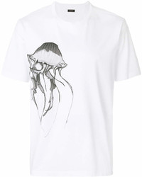 Z Zegna Printed T Shirt