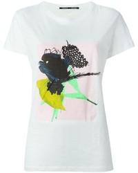 Proenza Schouler Abstract Print T Shirt