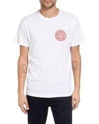 Obey Propaganda Company Graphic Crewneck T Shirt