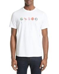 Paul Smith Ps Lollipop Print T Shirt