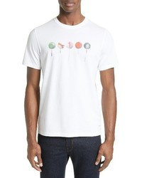 Ps lollipop print t shirt medium 4422932