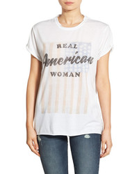 The Laundry Room Real American Woman Graphic Tee