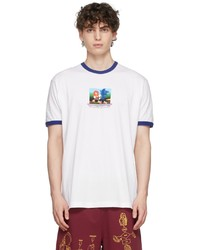 Stray Rats Sega Edition Showdown Ringer T Shirt