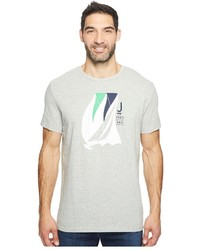 Nautica Short Sleeve Race Crew T Shirt