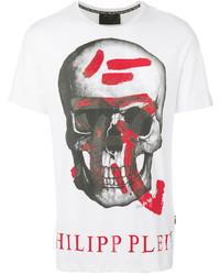Philipp Plein Skull Print T Shirt