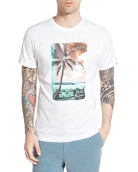 Vans Solo Palm Graphic Crewneck T Shirt
