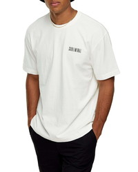 Topman Subliminal Graphic Tee