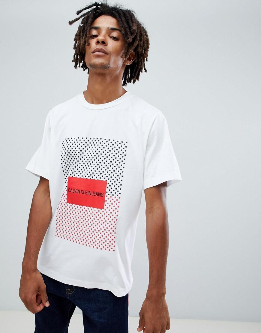 3a4f984466f7 Calvin Klein V Neck T Shirts White - Nils Stucki Kieferorthopäde