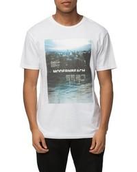 Tavik Hour Graphic Crewneck T Shirt