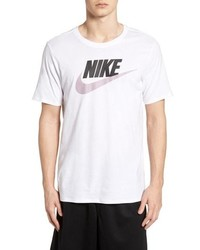 Nike Tee Futura Icon Graphic T Shirt