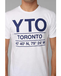 Urban Outfitters Deter Toronto Coordinates Tee