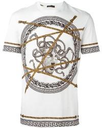 Versace Home Print T Shirt