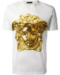 Versace Super Medusa T Shirt
