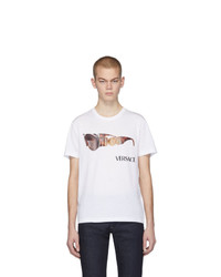 Versace White Biggie T Shirt