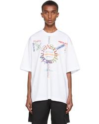 Acne Studios White Ed T Shirt