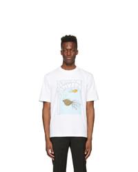Lanvin White Jeanne T Shirt