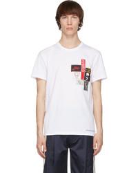 Alexander McQueen White Labels T Shirt