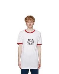 Maison Margiela White Love T Shirt