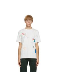 Paul Smith White Marker Pen T Shirt
