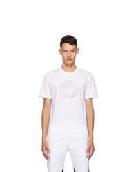 Versace White Medusa Taylor T Shirt