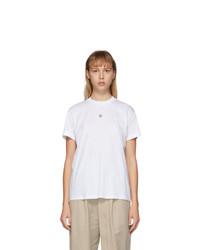 Stella McCartney White Ministar T Shirt