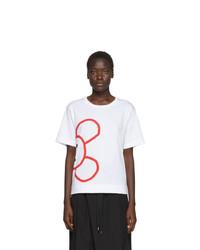 Marni White Mouse T Shirt