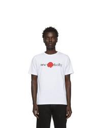 Saturdays Nyc White Nyc Moonflower T Shirt