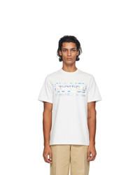 Martine Rose White Perfection T Shirt