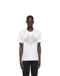 Givenchy White Rare Print T Shirt