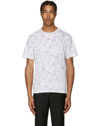 Carven White Skateboard T Shirt