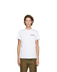Diesel White T Diegos X67 T Shirt