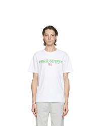 Polo Ralph Lauren White T Shirt