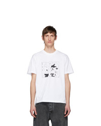 Carne Bollente White Wow Wow Wow T Shirt