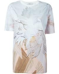 Givenchy Wing Print T Shirt