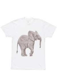 Areaware X Fab Elephant Tee Natural