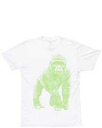 Areaware X Fab Gorilla Tee Green