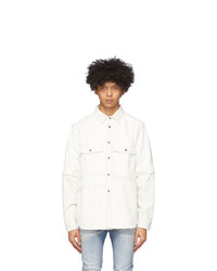 Diesel Off White D Kurtis Shirt