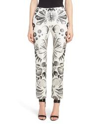Alexander McQueen Shell Print Pants