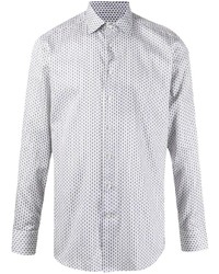 Etro Embroidered Button Down Shirt