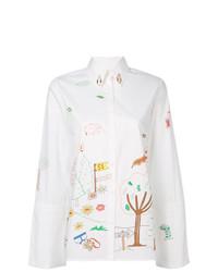 Printed shirt medium 7801885