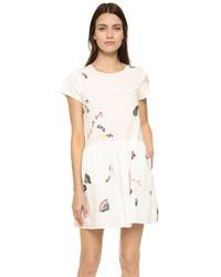 Mira Mikati Printed Icons Dress