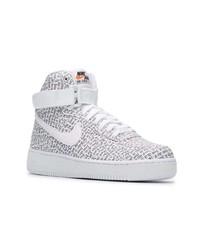 Nike Air Force 1 High Lx Sneakers, $200   farfetch.com   Lookastic