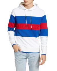Tommy Hilfiger Colorblock Stripe Hoodie
