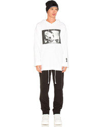 Fenty By Puma Long Sleeve Graphic Front Lacing Hoody